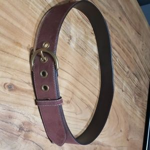 NEW LISTING| COACH Belt
